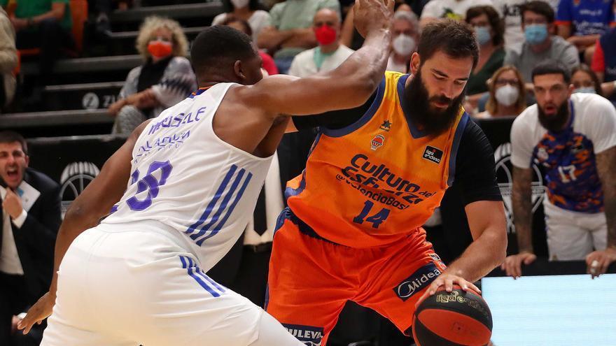 Dubljevic se une a la lista de bajas de Valencia Basket