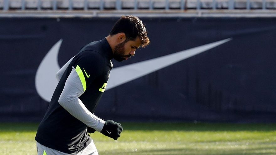 Diego Costa ficha por el Atlético Mineiro de Brasil