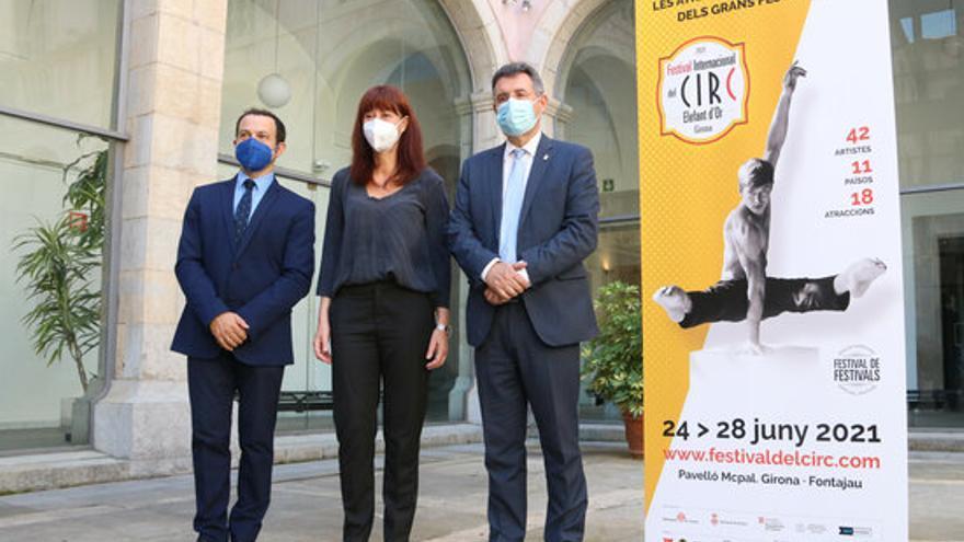 """Gairebé 50 artistes i 18 atraccions inèdites: el Festival de Circ es trasllada a Fontajau en una edició """"especial"""""""