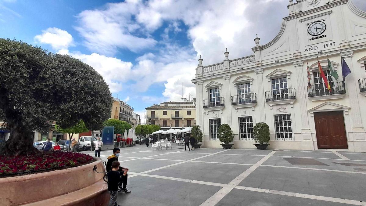 Los fondos aprobados servirán para remodelar la Plaza de España.