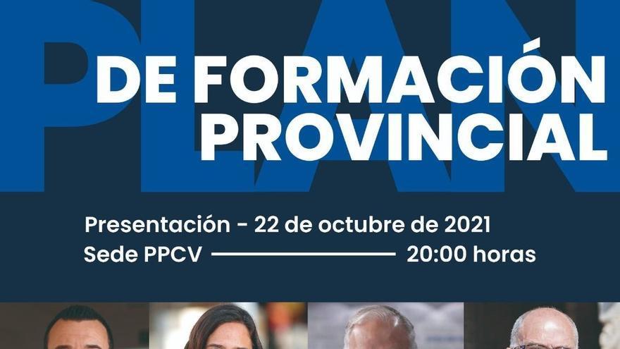 Toni Cantó dará cursos de comunicación a los cargos del PP de Valencia