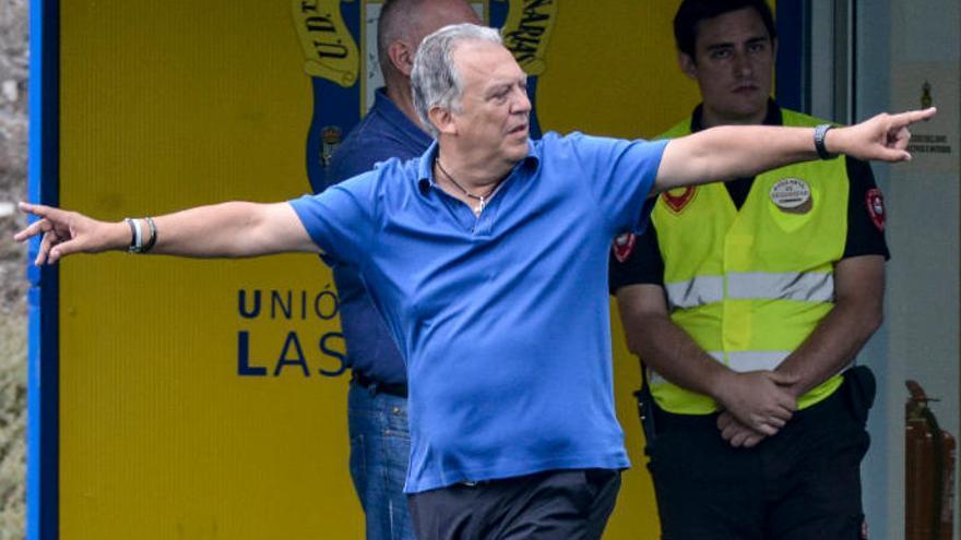 """Juan Manuel estalla: """"Nos han machacado"""""""