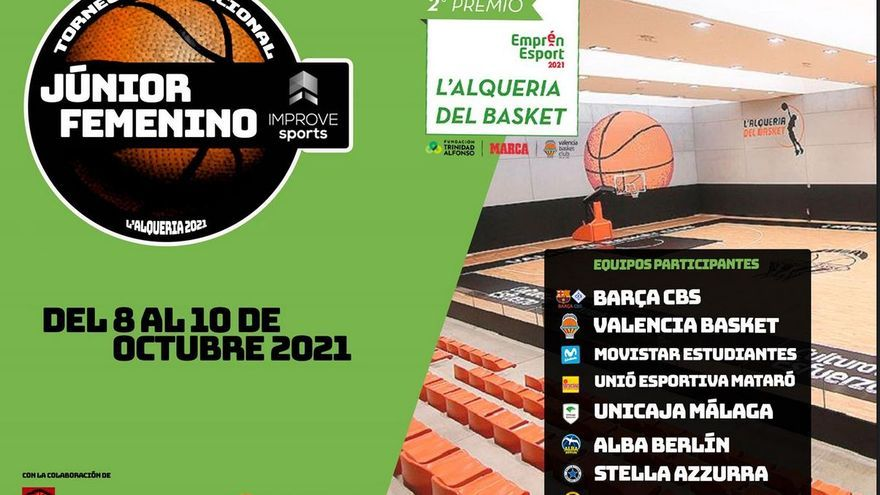 Comienza el I Torneo Internacional Junior Femenino en L'Alqueria