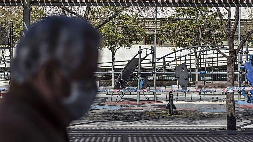 Zamora variará el cierre de parques infantiles en función de la demanda