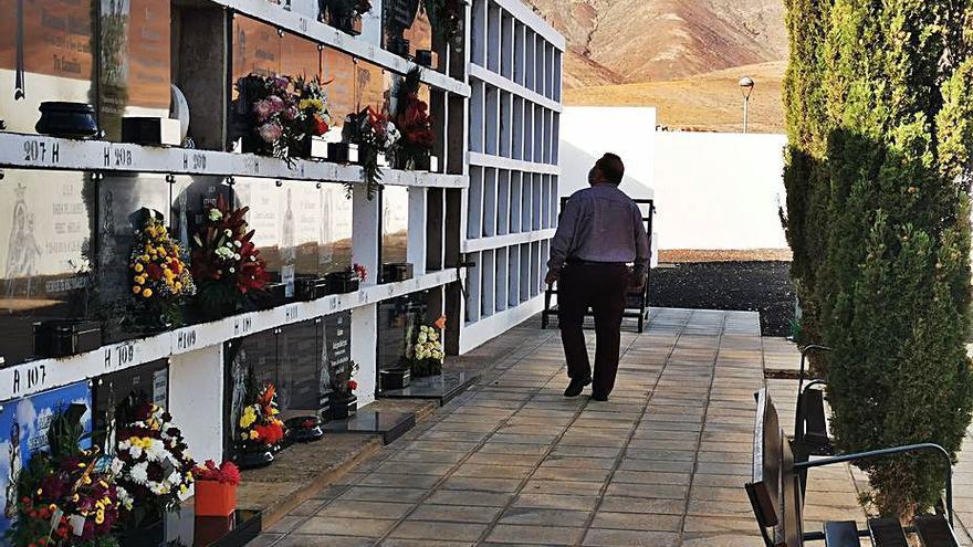 Las visitas a los cementerios serán controladas y se aplicarán las medidas de la pandemia