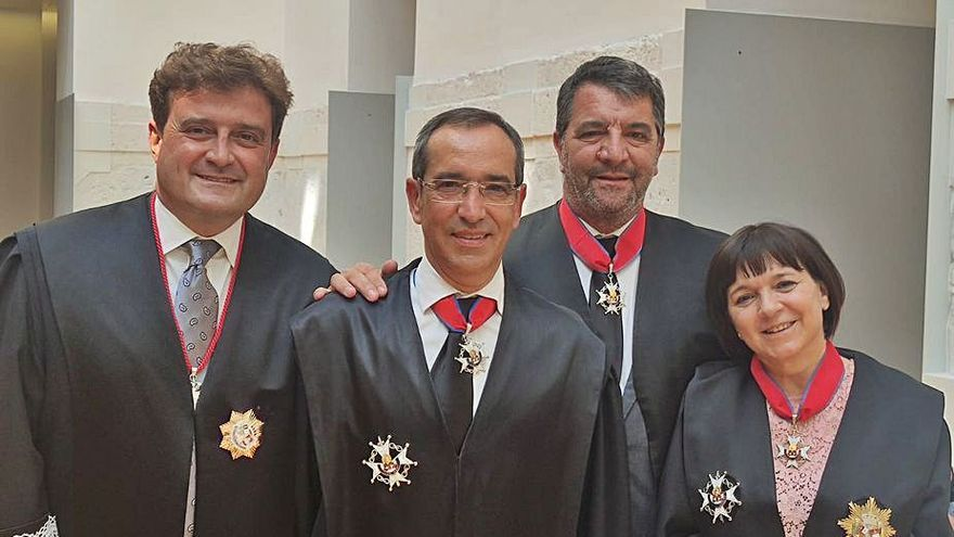 Juan Manuel Gago, nuevo presidente  del Consejo regional de Procuradores