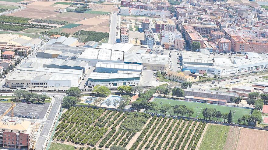 Cinco pueblos mejorarán sus áreas industriales  con 1,2 millones del Ivace