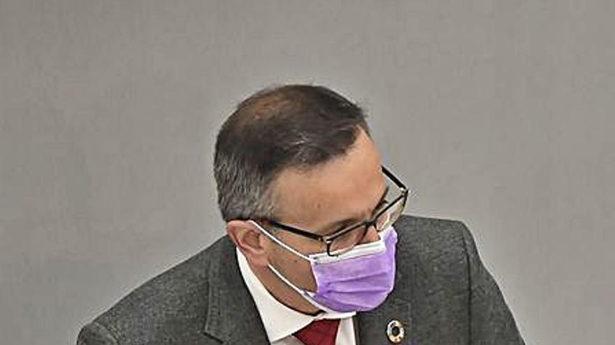 Conesa pide que se archive la causa abierta contra él mientras el PP pide el procesamiento