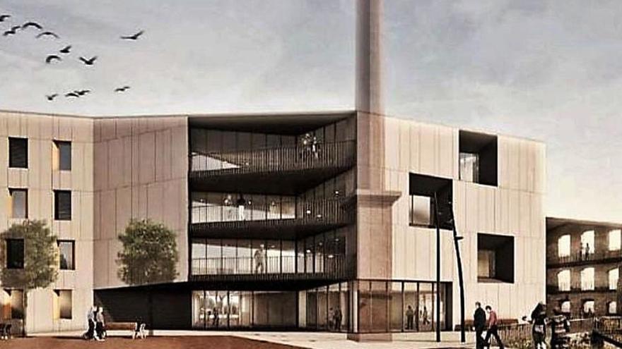 Sallent té obertes diverses opcions per finançar la nova residència