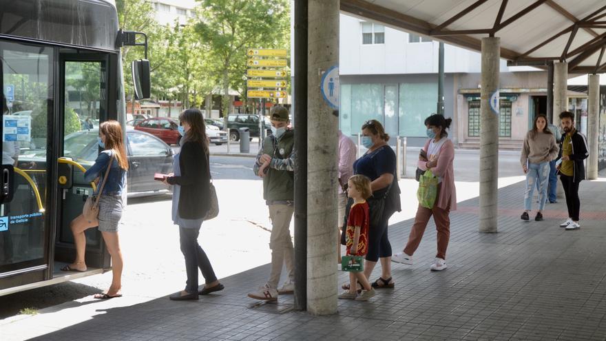 El transporte público de Pontevedra, en el segundo trimestre