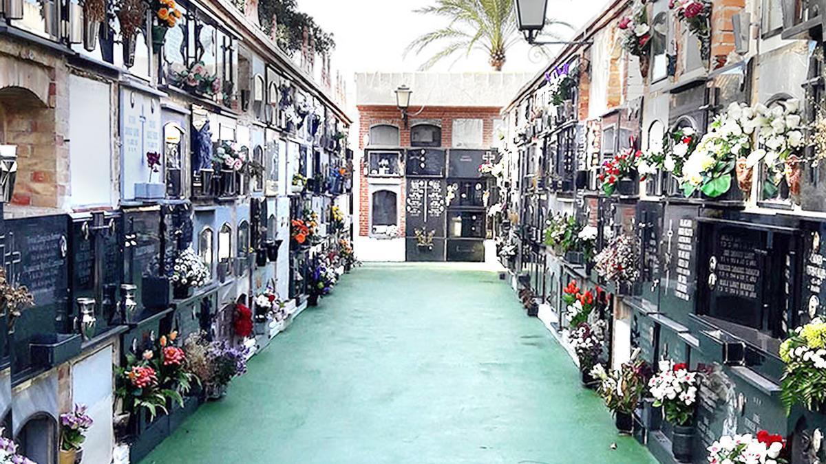 El Cementerio de Altea.