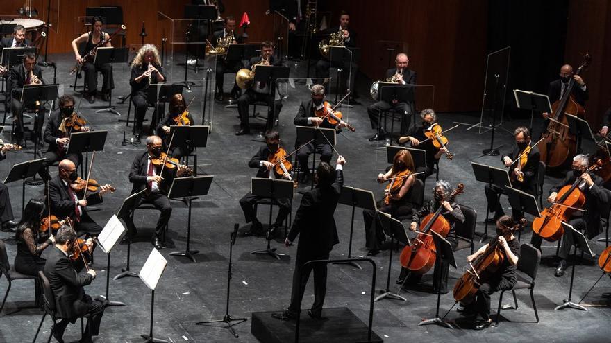 La Orquesta de Córdoba termina la temporada con sinfonías de Mozart y de Bruckner