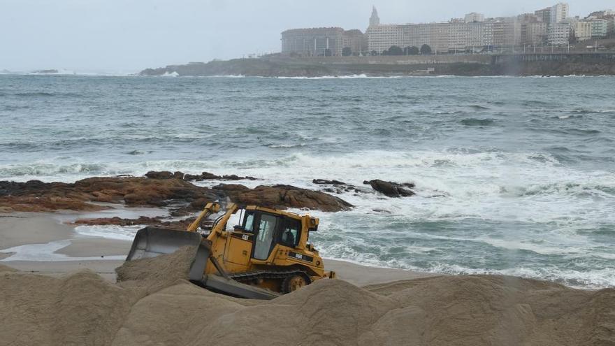 Toda la costa gallega estará a partir de hoy en alerta por temporal