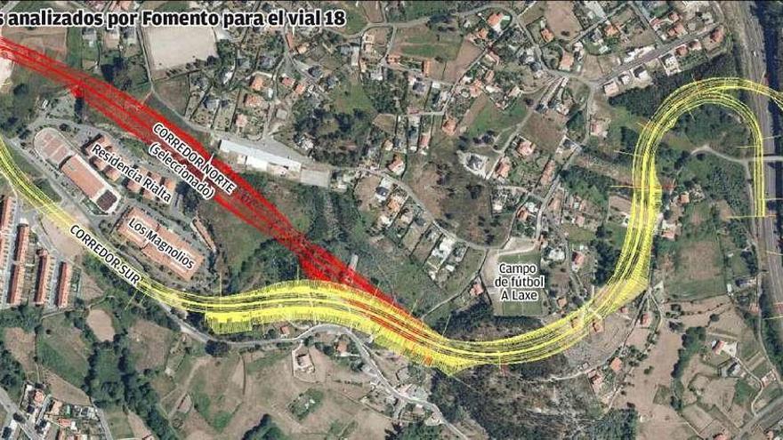 Fomento reprograma en A Coruña