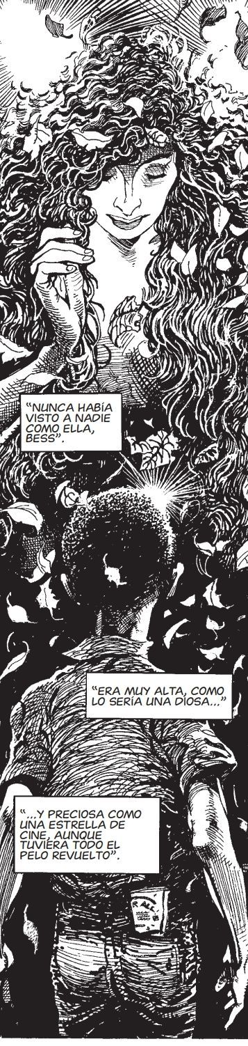 MONSTRUOS Barry Windsor-Smith  Traducción de Francisco Pérez Navarro. Dolmen Editorial.    384 páginas