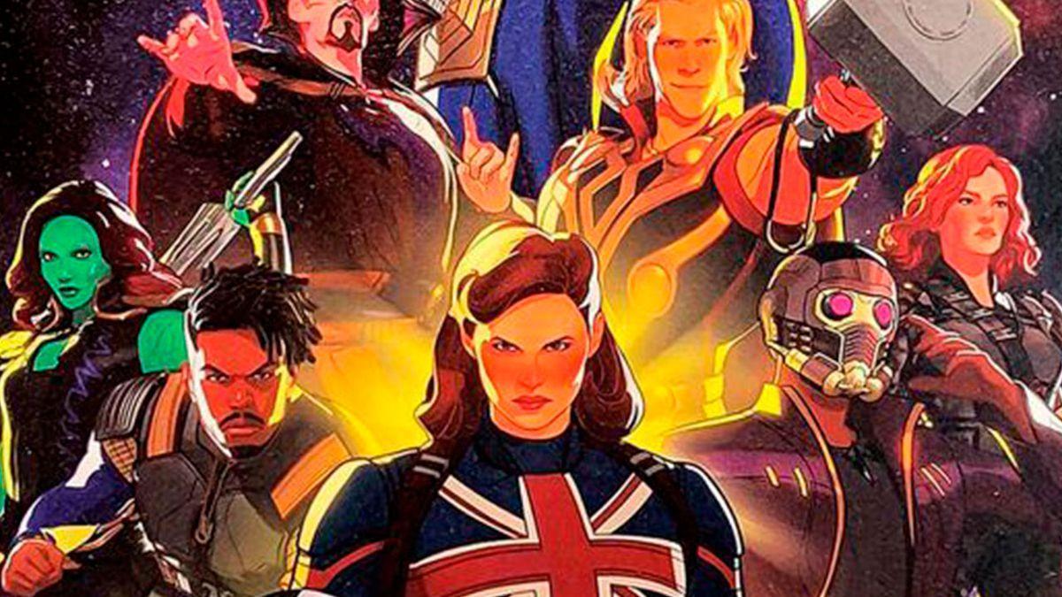 La nueva serie de Marvel en Disney es de animación.