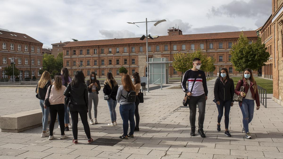 Campus Viriato de Zamora en un imagen de archivo.