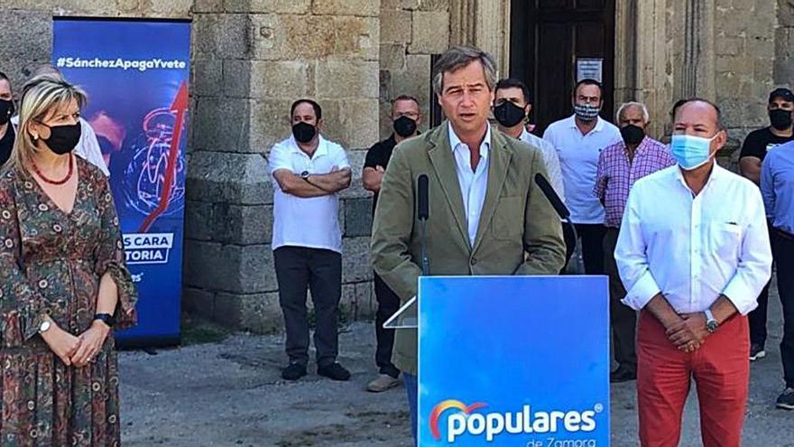 El PP pide que el dinero del Prat se invierta en la provincia de Zamora