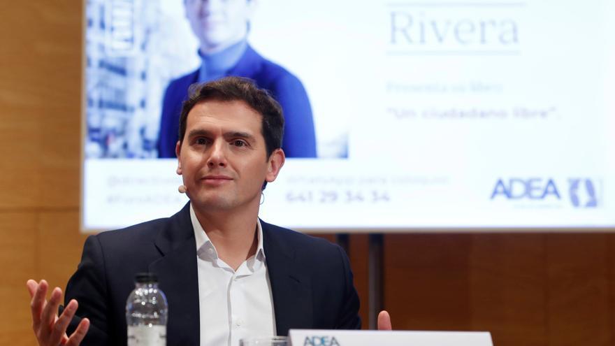 Albert Rivera dirigirá un máster de liderazgo político