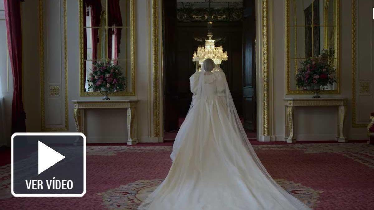 Fotograma de la cuarta entrega de 'The Crown'.