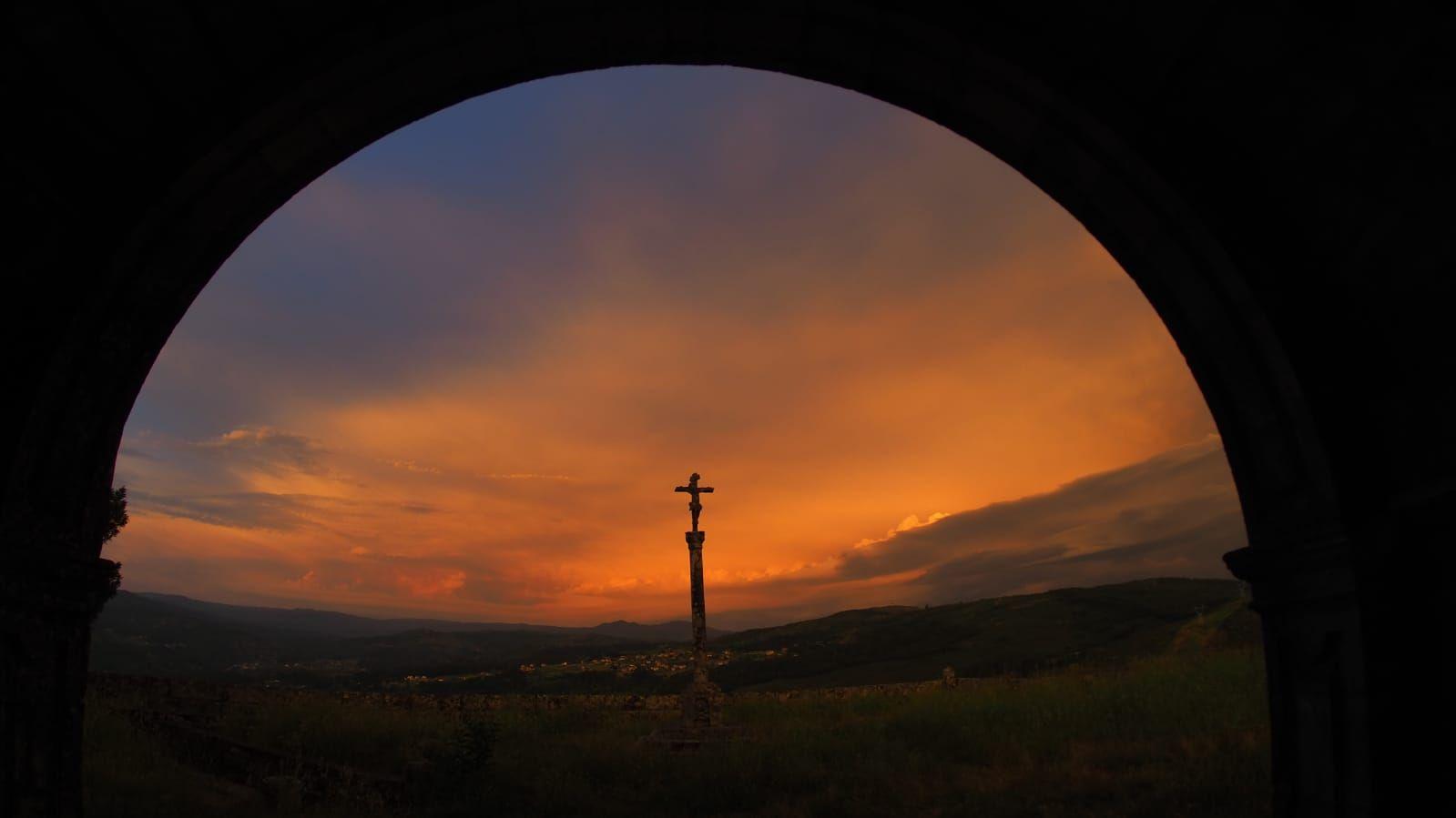 Rayos y centellas: la tormenta se cierne sobre Galicia en pleno junio