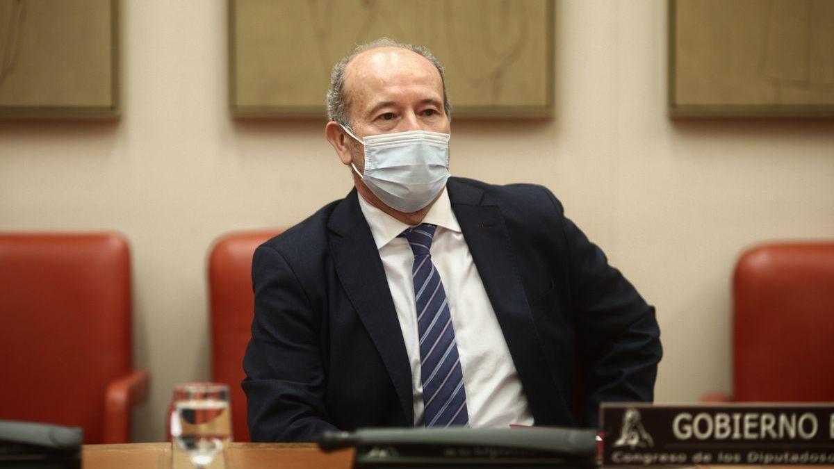 """Campo llama al PP a tener """"generosidad"""" en la renovación del CGPJ"""