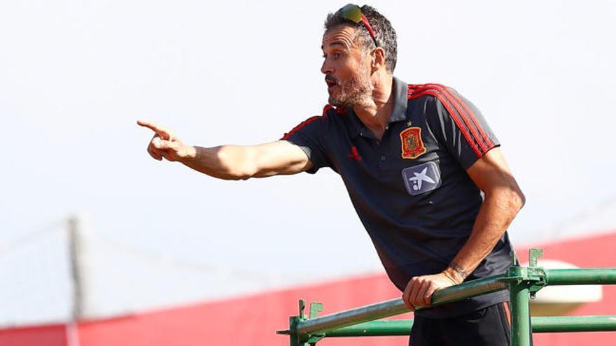 Luis Enrique podría estar de vuelta a la Selección