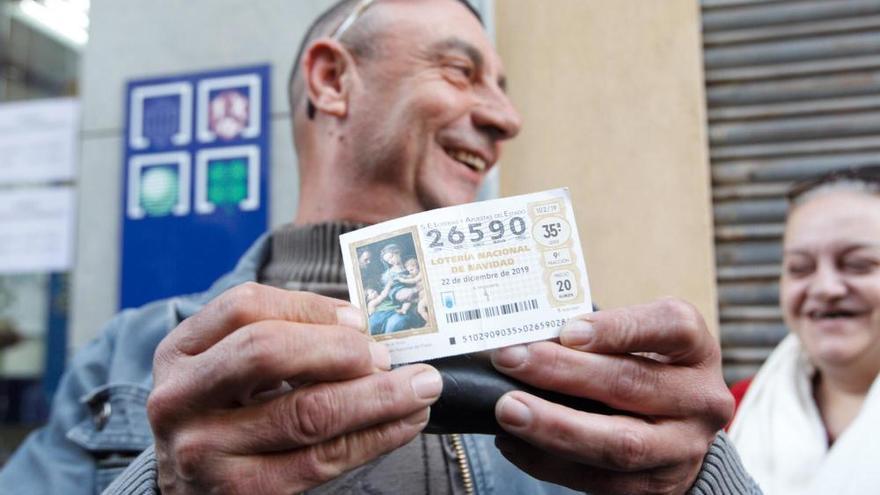 Gordo de la Lotería de Navidad en San Vicente: Estos son los afortunados
