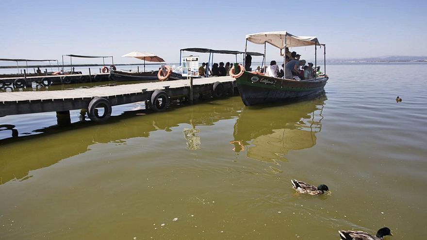 València pide  12 hm3  de agua contra la sequía de l'Albufera