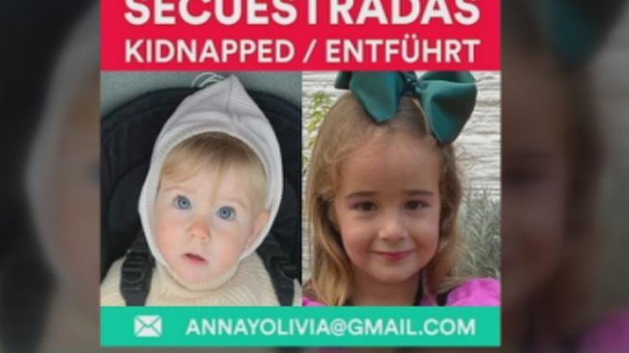 Sin novedades en la búsqueda de Anna y Olivia