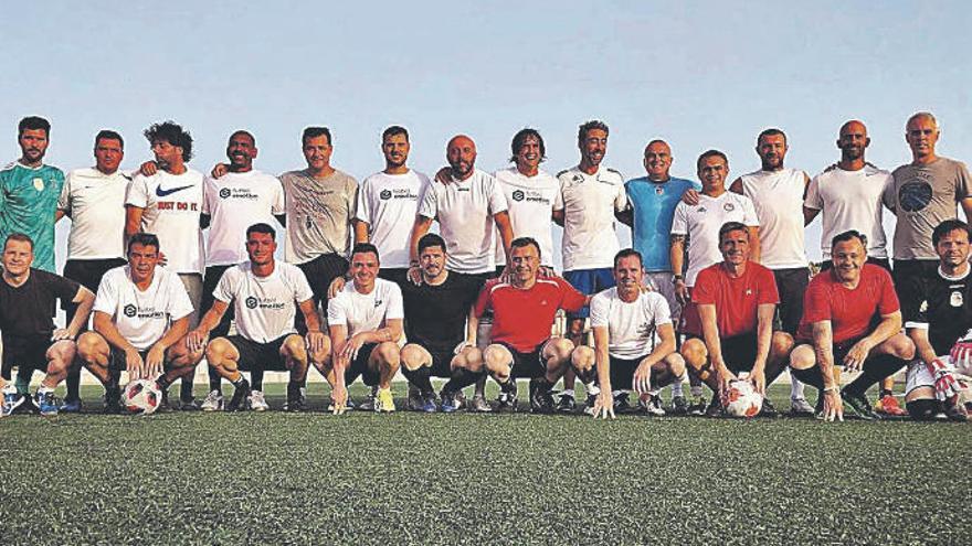 Mallorca Legends: Reunión de las estrellas bermellonas