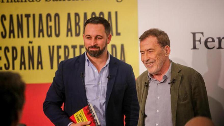 """Fernando Sánchez Dragó: """"España está en riesgo grave de desguace"""""""