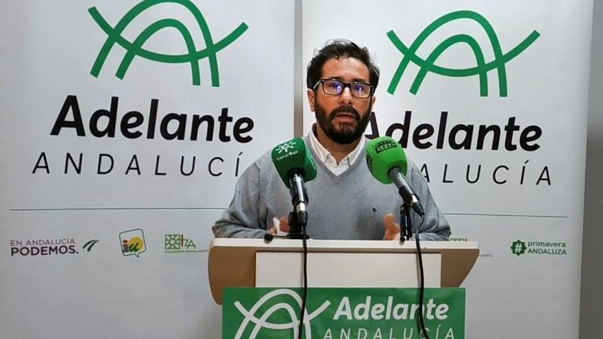 Adelante Andalucía pedirá a la Junta una solución definitiva para Rabanales 21