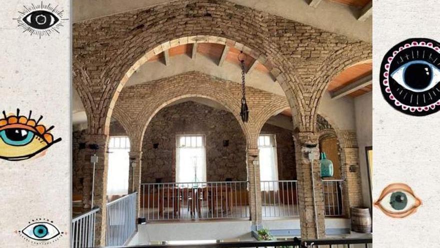 El Consell Comarcal programa dues activitats per celebrar les Jornades Europees de Patrimoni 2021