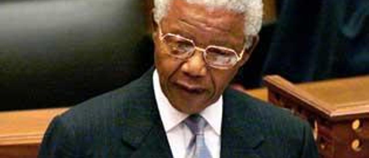 La carrera política de Nelson Mandela