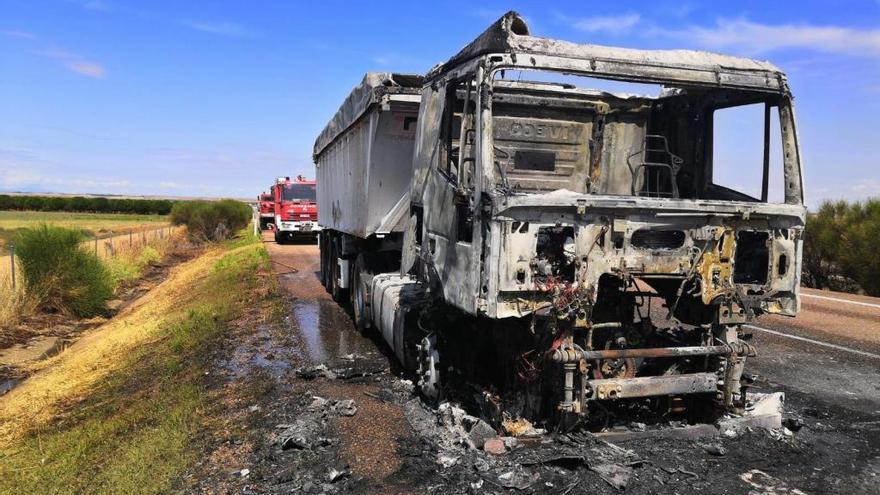 Los conductores de Villalpando dan el ejemplo perfecto de como actuar en una emergencia