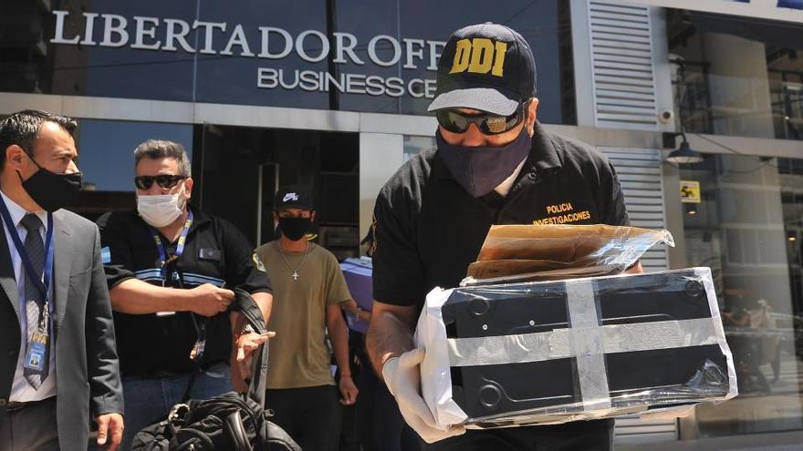 """El médico de Maradona: """"Hice lo mejor que se podía"""""""