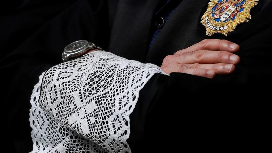 Juicios telemáticos y abogados sin toga, entre las medidas para evitar el contagio en los Juzgados