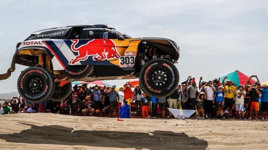 Carlos Sainz guanya el seu segon Dakar