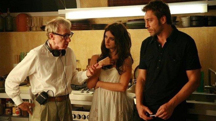Las anécdotas españolas de Woody Allen