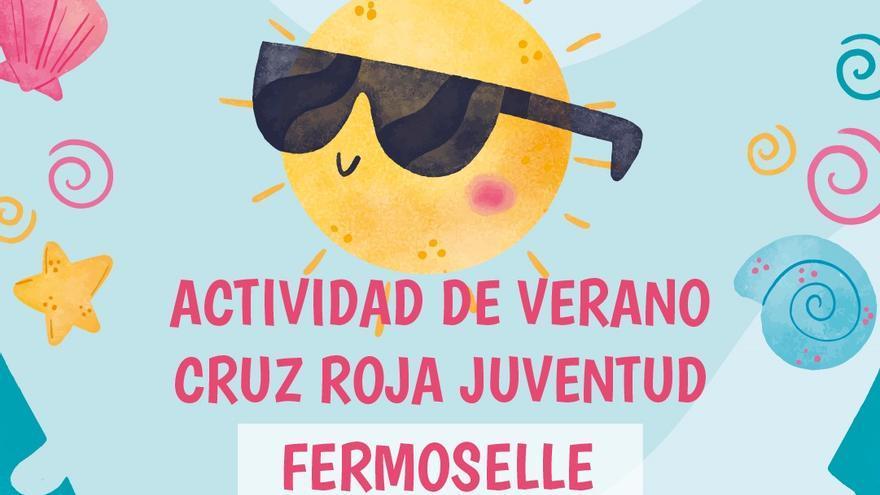 Cruz Roja Zamora organiza un flashmob en Fermoselle