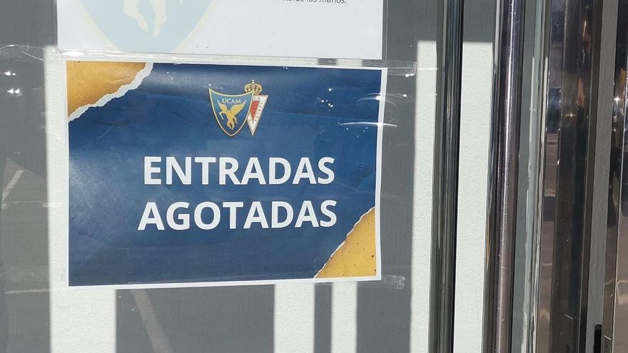 Conoce el horario para acceder al UCAM-Real Murcia según tu entrada