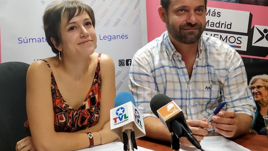 Una concejala de Más Madrid en Leganés denuncia al portavoz de la formación por violencia de género