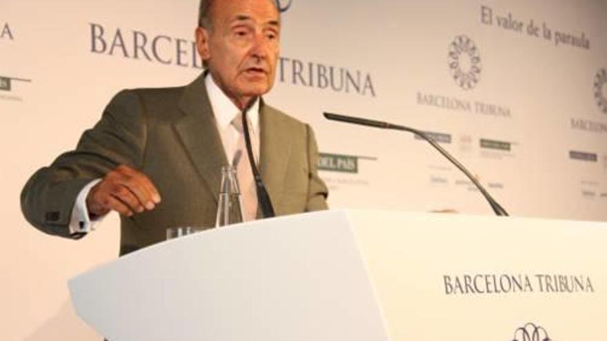 Miquel Roca va pagar una comissió de l'11% a CDC per obtenir un contracte públic