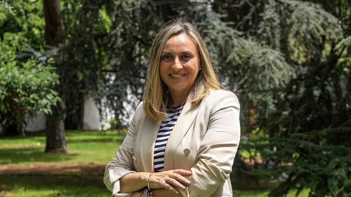 Marifrán Carazo, consejera de Fomento de la Junta de Andalucía.