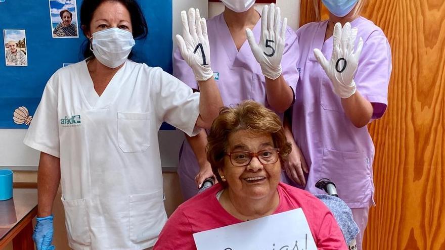 Cumple 18 años el primer centro dedicado al alzhéimer en la comarca