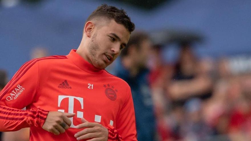 El exatlético Lucas vuelve a lesionarse con el Bayern