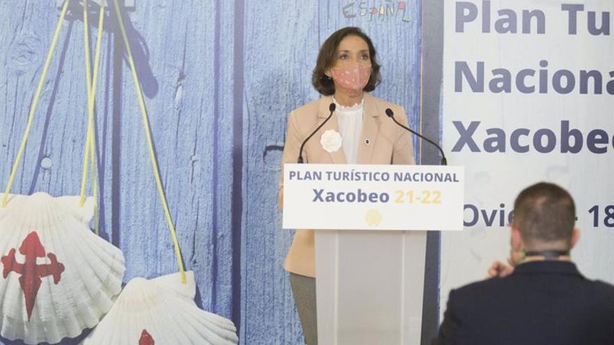 El Gobierno lanza el Plan Nacional Turístico Xacobeo, con 121 millones de euros de inversión