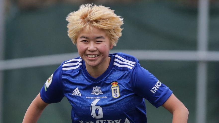 Insultos racistas en el partido del Oviedo Femenino: Yuki Togawa acaba llorando