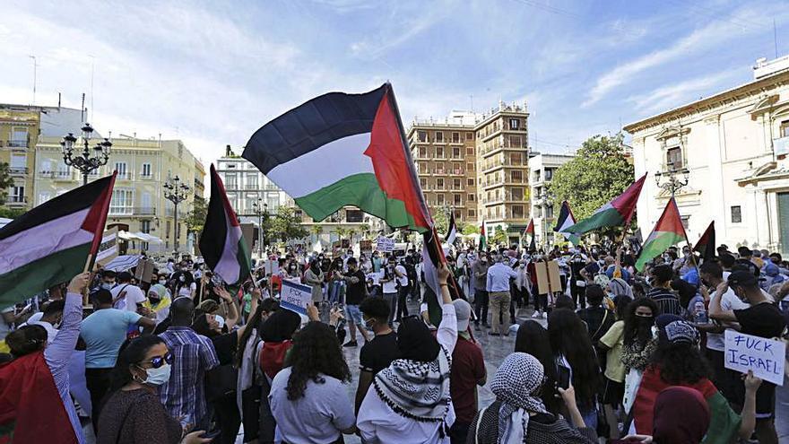 Apoyo valenciano a Palestina